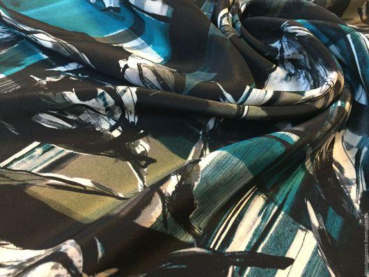 Шитье ручной работы. Ярмарка Мастеров - ручная работа. Купить шелк Cavalli ткань. Handmade. Шелк Италия. Итальянские эксклюзивные ткани. Интернет магазин тканей