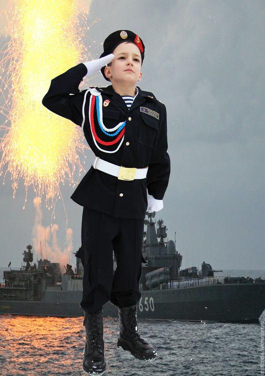 Доблестная морская пехота!