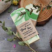 Мята и чайное дерево. Натурально мятное мыло с нуля
