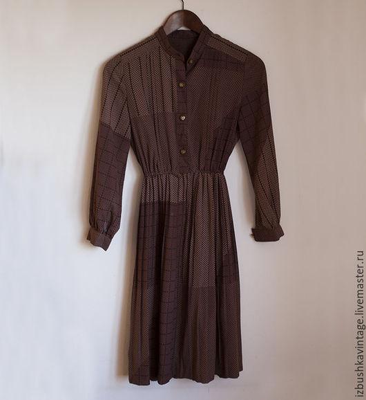 Платье `Служебный роман`, 1970-80-е (Япония).