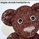Мишки Тедди ручной работы. Ярмарка Мастеров - ручная работа. Купить Агап (Agapeto). Handmade. Мишки тедди, авторские мишки