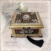 Канцелярские товары handmade. Livemaster - original item Box