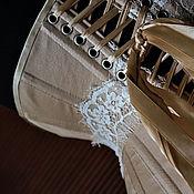 """Одежда ручной работы. Ярмарка Мастеров - ручная работа Корсет """"Intrigue"""". Handmade."""