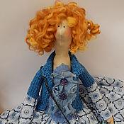 Куклы и игрушки ручной работы. Ярмарка Мастеров - ручная работа Гавань- синева морей. Handmade.