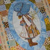 """Для дома и интерьера ручной работы. Ярмарка Мастеров - ручная работа Покрывало детское """" Нежность"""". Handmade."""