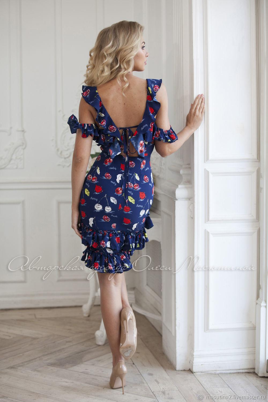 Dress ' cherry on the cake', Dresses, St. Petersburg,  Фото №1