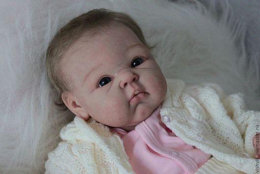 Куклы-младенцы и reborn ручной работы. Ярмарка Мастеров - ручная работа. Купить Кукла реборн Пэрис 7. Handmade.