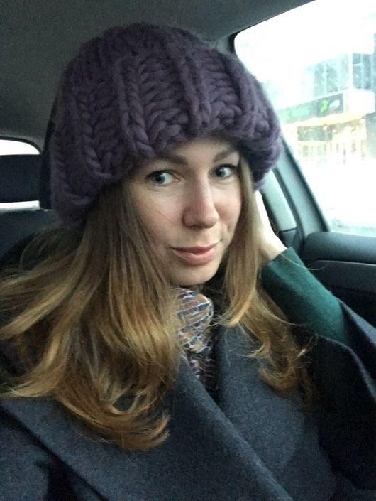 Шапки ручной работы. Ярмарка Мастеров - ручная работа. Купить Шапка из перуанской шерсти. Handmade. Женская шапка, объемная шапка