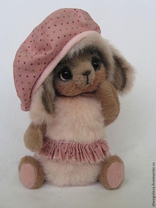 Мишки Тедди ручной работы. Ярмарка Мастеров - ручная работа. Купить Daniel...!!!. Handmade. Бледно-розовый, друзья тедди