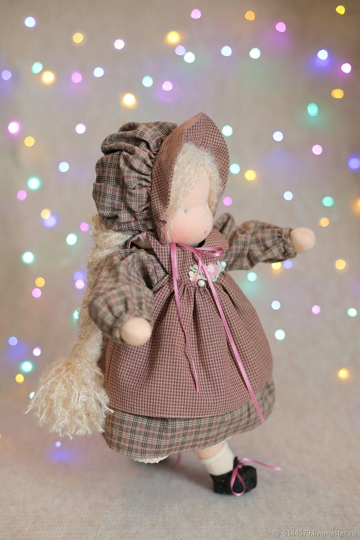 Вальдорфская кукла, Вальдорфские куклы и звери, Санкт-Петербург,  Фото №1