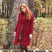 Одежда handmade. Livemaster - original item Cardigan coat Italy-2. Handmade.