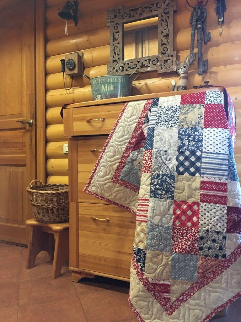Детское стеганое пэчворк одеяло, Одеяло для детей, Ярославль,  Фото №1