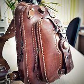 Классическая сумка ручной работы. Ярмарка Мастеров - ручная работа Сумки: Sling Bag - Слинг сумка. Handmade.