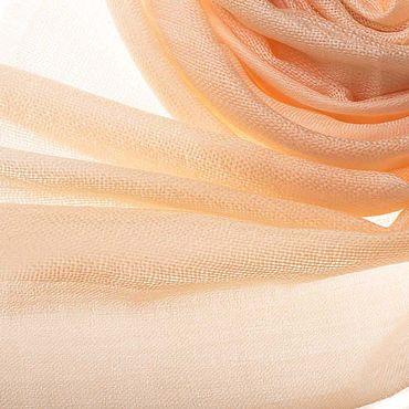 Аксессуары ручной работы. Ярмарка Мастеров - ручная работа Палантин из кашемира ванильного оттенка. Handmade.