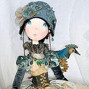 Куклы и игрушки ручной работы. Ярмарка Мастеров - ручная работа Авторская кукла Франческа. Handmade.