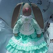 Куклы и игрушки ручной работы. Ярмарка Мастеров - ручная работа Рождественская Зая. Handmade.