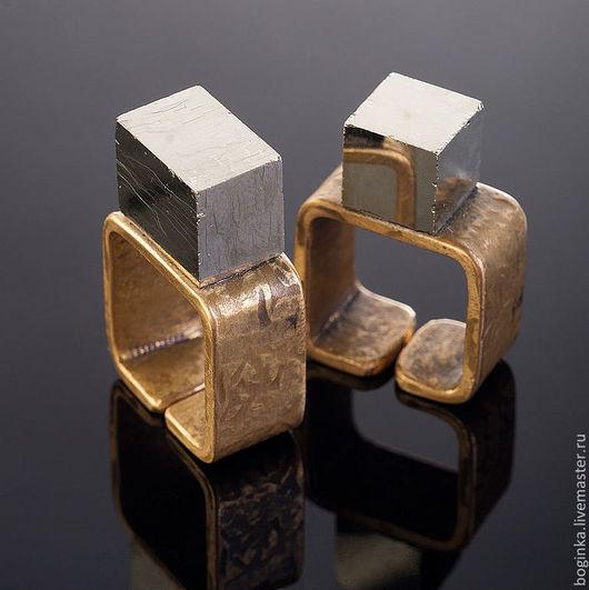 """Кольца ручной работы. Ярмарка Мастеров - ручная работа. Купить Кольцо """"Sugar cube for her-for him"""". Handmade."""