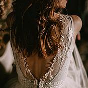 Свадебный салон ручной работы. Ярмарка Мастеров - ручная работа Iris. Handmade.