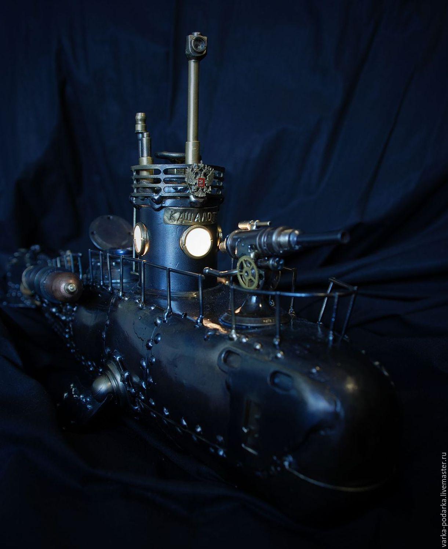 """подводная лодка """"Кашалотъ"""", Линейки, Москва,  Фото №1"""