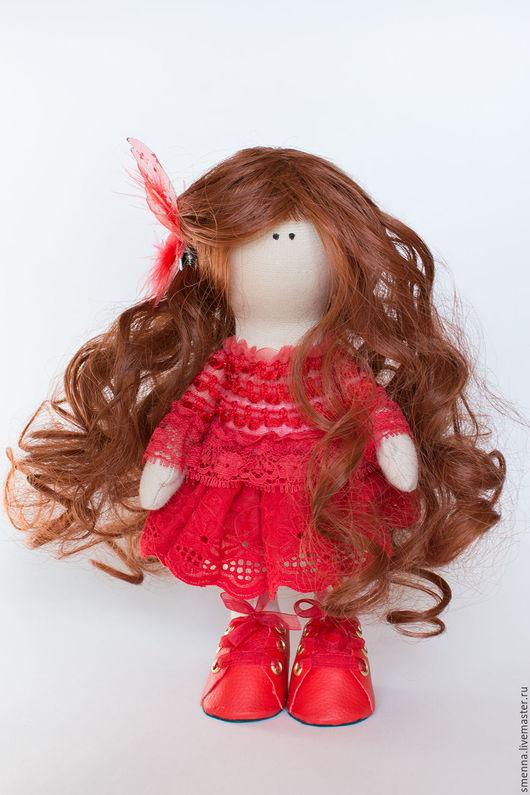 Коллекционные куклы ручной работы. Ярмарка Мастеров - ручная работа. Купить Интерьерная кукла ручной работы. Handmade. Комбинированный, шитьё