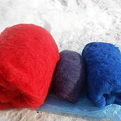 Материалы для творчества ручной работы. Ярмарка Мастеров - ручная работа краска для шерсти , валенок. Handmade.