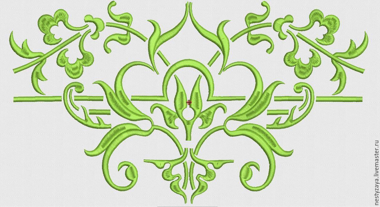 Православные дизайны вышивки