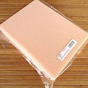 Материалы для творчества handmade. Livemaster - original item Soft Mat (pad) for flower making. Handmade.