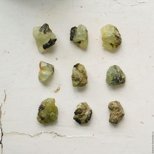 Натуральный пренит - коллекционные образцы