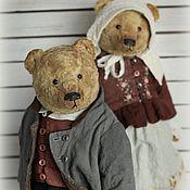Куклы и игрушки ручной работы. Ярмарка Мастеров - ручная работа Вечная любовь...Гордей и Матрёна. Handmade.