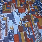 Материалы для творчества ручной работы. Ярмарка Мастеров - ручная работа Ткань хлопок с лавсаном. Handmade.