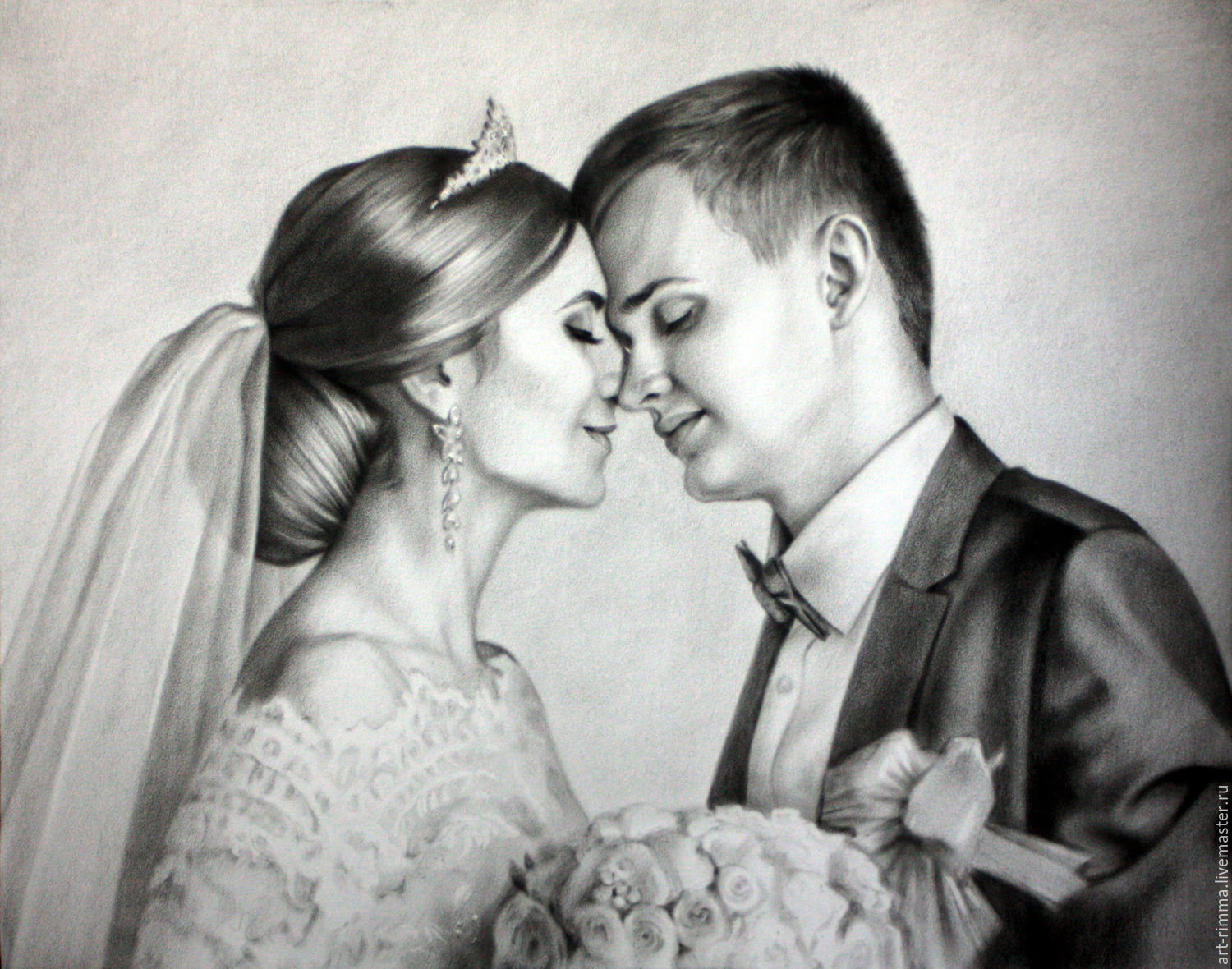 Wedding portrait, Pictures, Moscow,  Фото №1