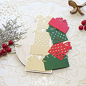 Материалы для творчества handmade. Livemaster - original item Cutting set No. 233 Gifts, New Year`s gifts.... Handmade.