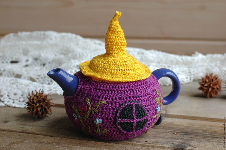 Грелка на чайник своими руками Полезные советы 11
