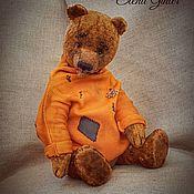 Куклы и игрушки handmade. Livemaster - original item Teddy bear Arseniy. Handmade.