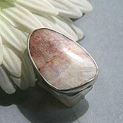 Rings handmade. Livemaster - original item Ring Belomorian. Silver. Handmade.