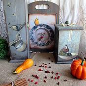 Для дома и интерьера handmade. Livemaster - original item Kitchen set of