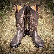 Обувь ручной работы handmade. Livemaster - original item Handmade Men`s Cowboy Boots. Handmade.