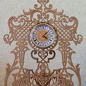 Для дома и интерьера ручной работы. Ярмарка Мастеров - ручная работа Настольные часы. Handmade.