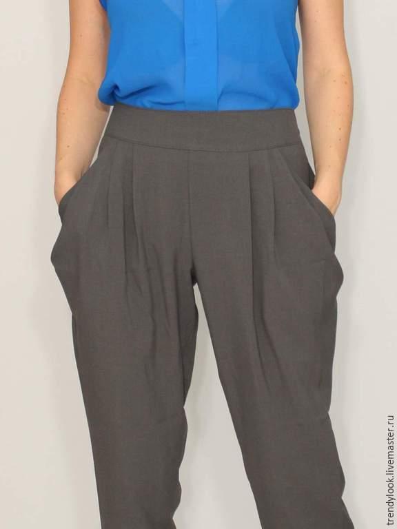 И брюки для офиса