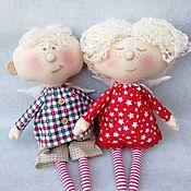Куклы Тильда ручной работы. Ярмарка Мастеров - ручная работа Ангелочки. Handmade.