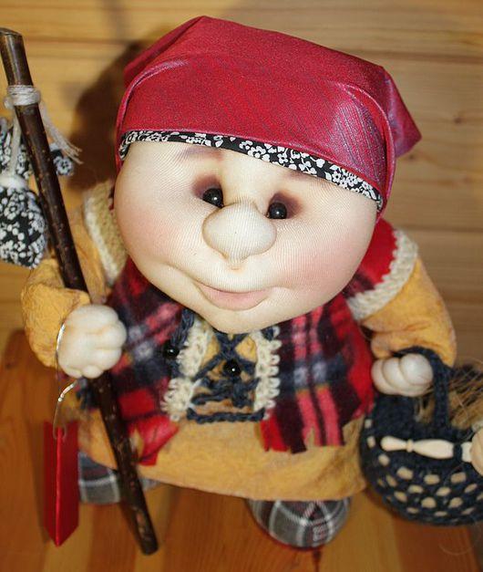 Сказочные персонажи ручной работы. Ярмарка Мастеров - ручная работа. Купить Берегиня. Handmade. Баба яга, авторская кукла