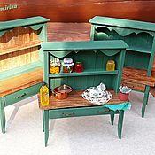 Куклы и игрушки handmade. Livemaster - original item Miniature cupboard for doll house doll furniture. Handmade.