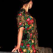"""Одежда ручной работы. Ярмарка Мастеров - ручная работа платье """"Летняя ночь"""". Handmade."""