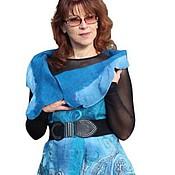 Одежда handmade. Livemaster - original item Vest-transformer bilateral