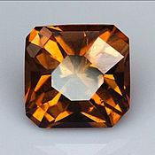 Материалы для творчества handmade. Livemaster - original item Smoky quartz fancy cut. Handmade.