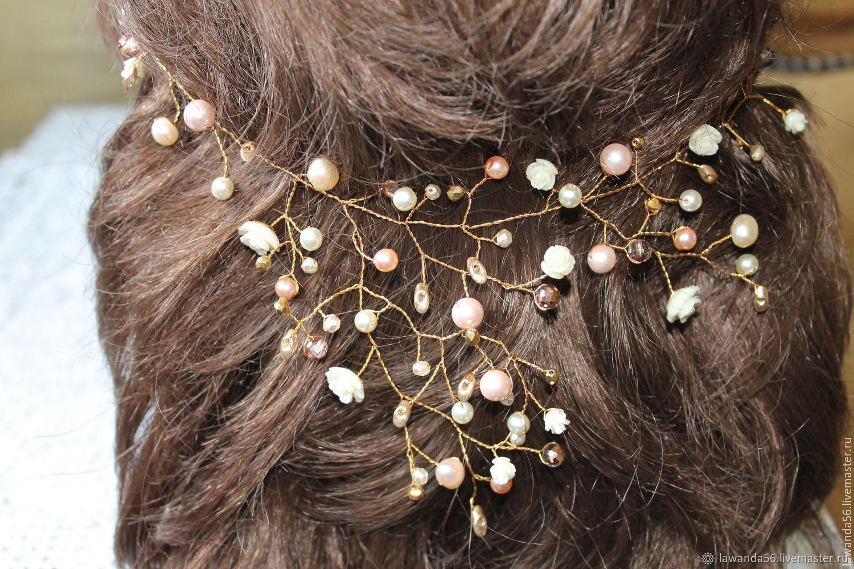 украшения для волос как сделать с фото этом году