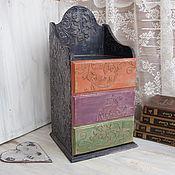 Для дома и интерьера ручной работы. Ярмарка Мастеров - ручная работа Комод для украшений. Handmade.