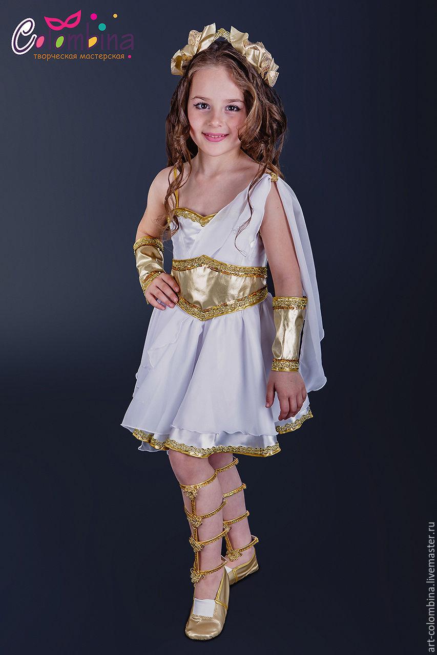 Купить Костюм греческой богини - белый, богиня, греческая ... - photo#21
