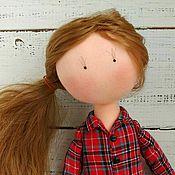 Куклы и игрушки ручной работы. Ярмарка Мастеров - ручная работа Портретная кукла. Ника. Handmade.