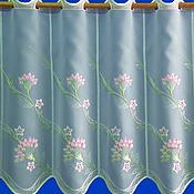 """Для дома и интерьера handmade. Livemaster - original item Ажурный ламбрекен """"Розовый миндаль""""(2). Handmade."""
